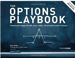 The Options Playbook By Brian Overby