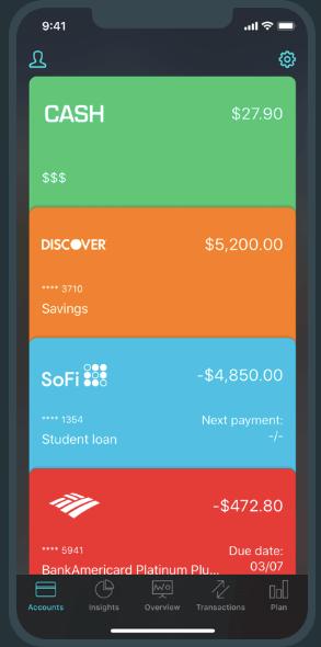 YNAB Alternative: PocketGuard