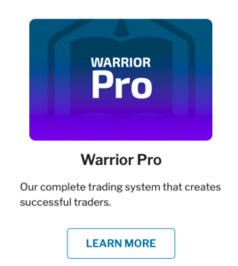 Warrior Pro