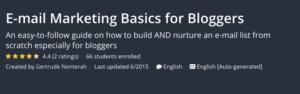 Email Marketing Basics for Bloggers