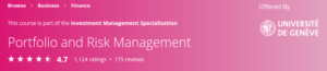 Portfolio and Risk Management