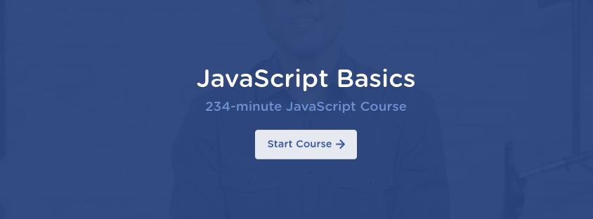 8. JavaScript Basics by Team TreeHouse